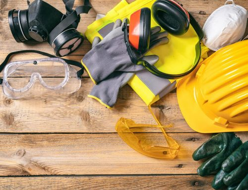 Writing a PPE Safety Toolbox Talk